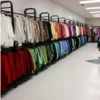 image of clothes rack of clothes
